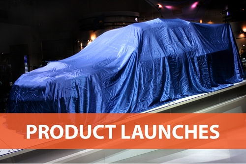 Event Type -Product-Launches