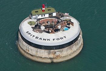 Spitbank-Fort