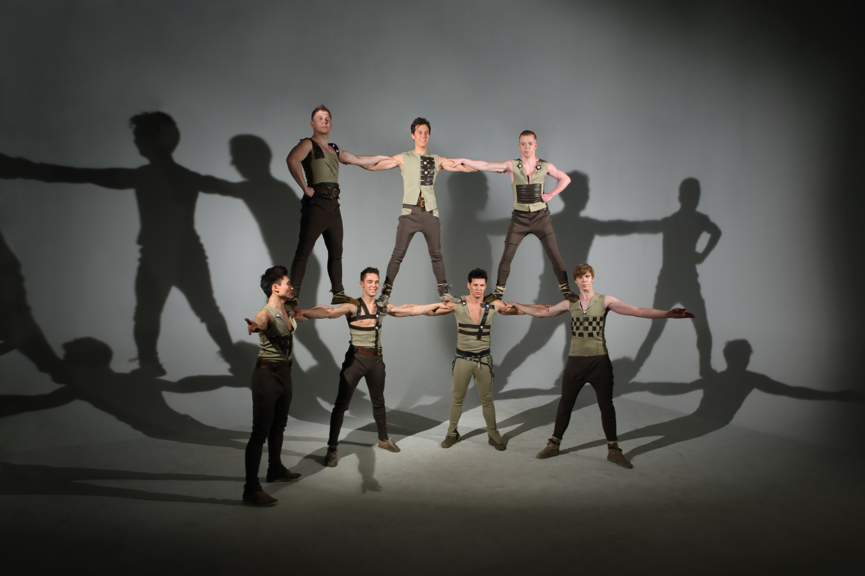 Human pyramid (Foundations)